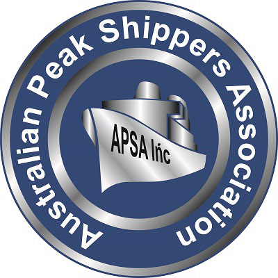APSA - Australian Peak Shippers Association inc.